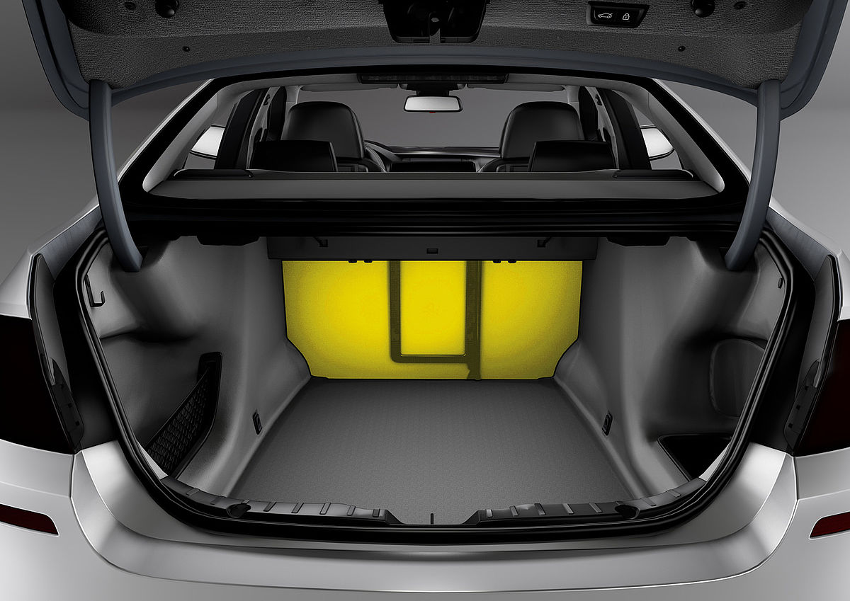 Trunk Automotive Panel Adhesive Kleiberit Automotive